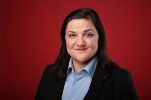 Alev Deniz, Jugendpolitische Sprecherin SPD Fraktion BVV Mitte